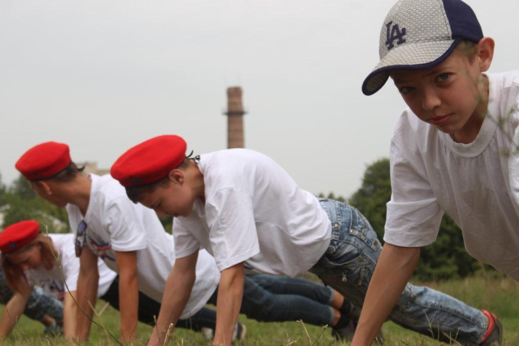 Активисты проекта «Молодая Гвардия» приняли участие в кустовых сборах 2