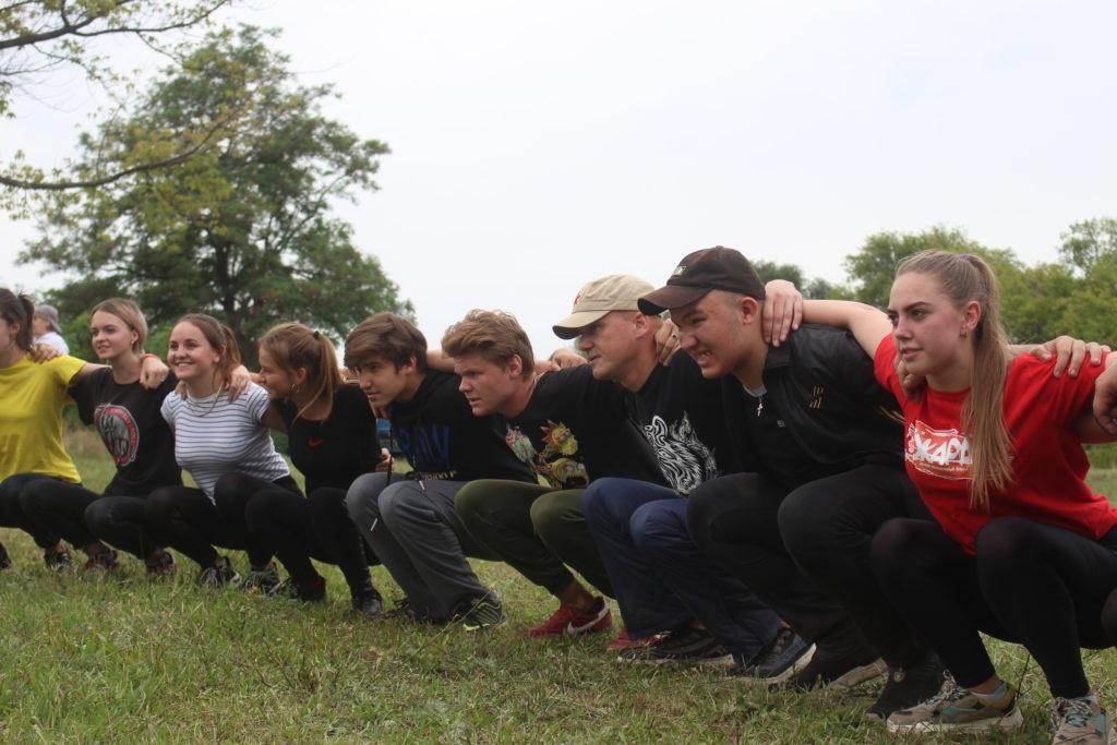 Активисты проекта «Молодая Гвардия» приняли участие в кустовых сборах 3