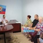 Депутат Народного Совета ознакомился с проблемами жителей Славяносербского района