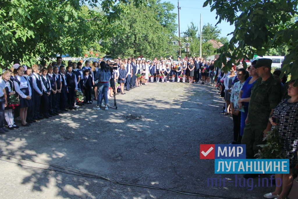В Родаково почили память погибших от украинской агрессии 3