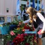 В Родаково почили память погибших от украинской агрессии