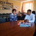 Глава Администрации Перевальского района встретился с жителями города