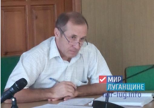 Исполняющий обязанности Главы Администрации города Ровеньки провел личный прием граждан 1