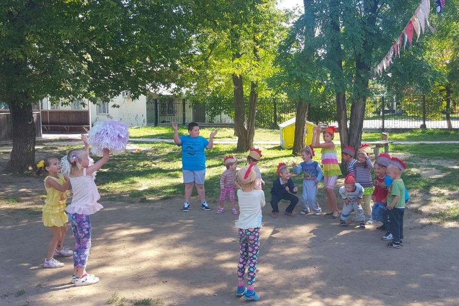 Акция «Подари ребенку радость» состоялась в Краснодоне 1