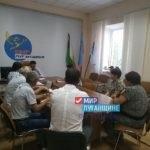 Глава Администрации Свердловска встретился с жителями города