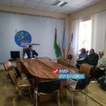 Заместитель Председателя Народного Совета ЛНР встретился с жителями Свердловска