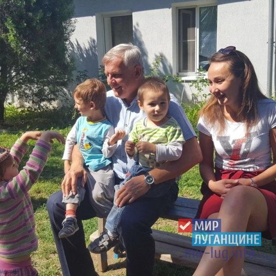 Акция «Подари ребенку радость» состоялась в Краснодоне 3