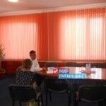 Глава Администрации Перевальска ознакомился с проблемами жителей города