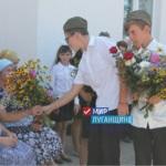 «Эстафета Победы» состоялась в школе села Красное