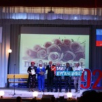 Ветераны стали почетными жителями города Суходольска