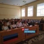 Активисты проекта «Молодая Гвардия» Перевальского теротеделения обсудили текущую работу и планы на сентябрь