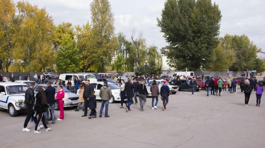 Фестиваль «Ворошиловград» прошел в Луганске 2