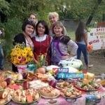 В селах Лутугинского района состоялось чествование активистов ОД «Мир Луганщине»