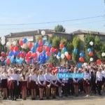 В Алчевске прошел единый час духовности «Голубь мира»