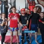 В Луганске среди активистов «Дружина» прошёл турнир по тайскому боксу