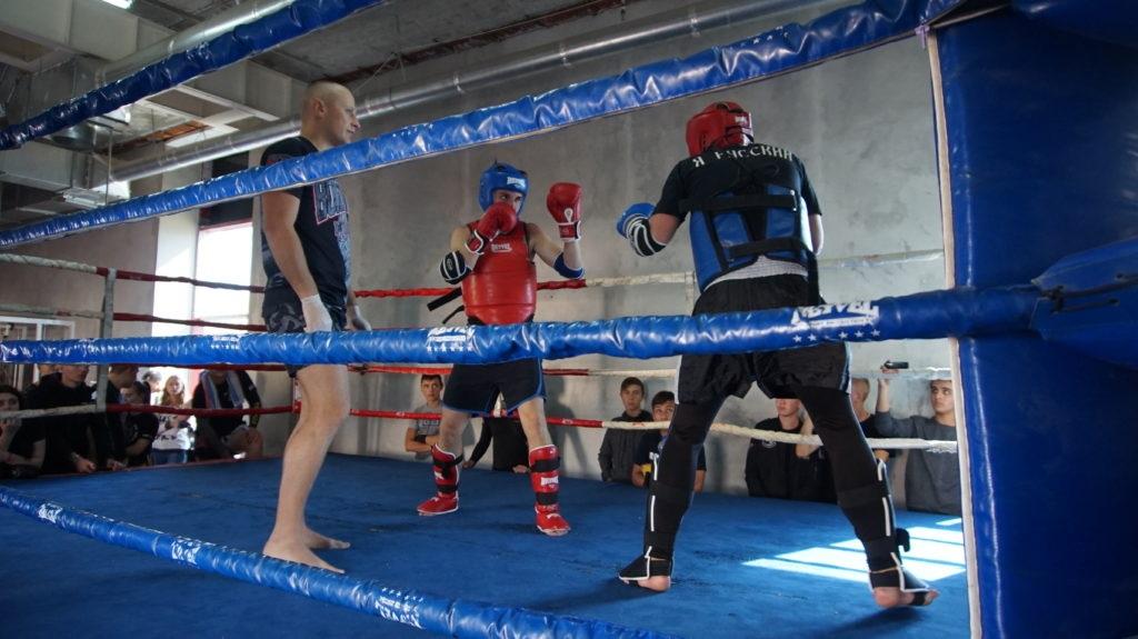 В Луганске среди активистов «Дружина» прошёл турнир по тайскому боксу 2