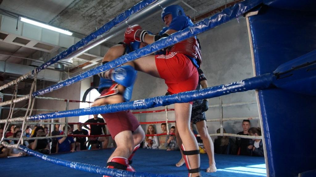 В Луганске среди активистов «Дружина» прошёл турнир по тайскому боксу 3