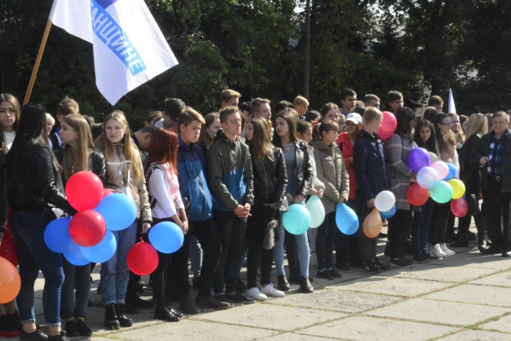 Международный день мира прошел в Ровеньках 1