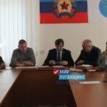 Председатель Кировского теротделения ОД «Мир Луганщине» ознакомил Молодежный совет города с проектом «Лидеры Луганщины»