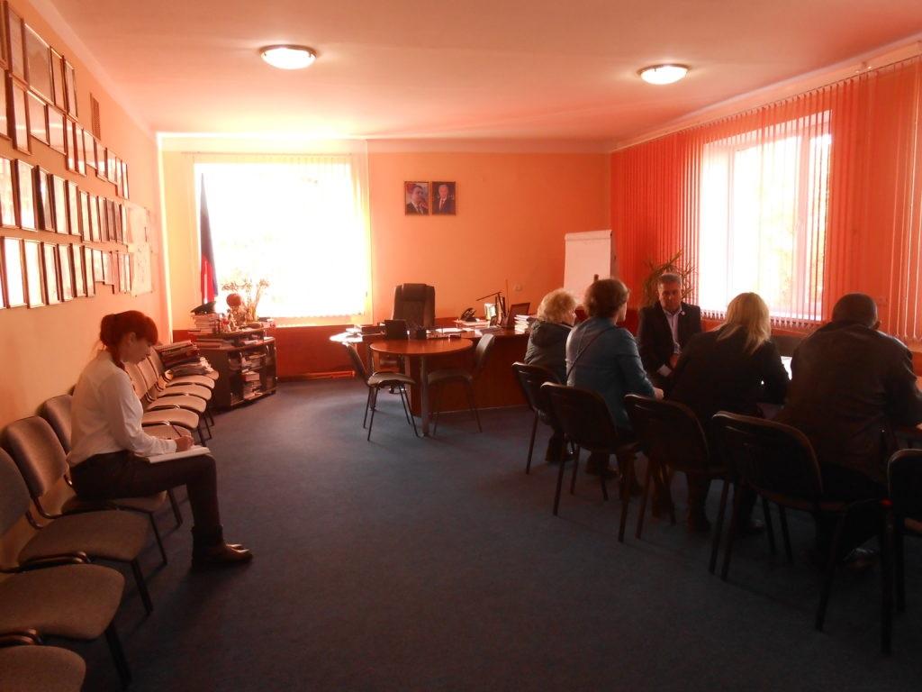 Виталий Михайлов встретился с жителями Перевальского района 2
