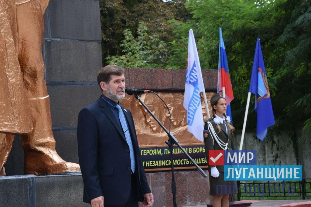 Жители Кировска отметили 76-ю годовщину освобождения города от немецко-фашистских захватчиков 2
