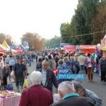 Производители продовольственных и промышленных товаров получили грамоты от движения «Мир Луганщине»