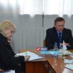 Николай Моргунов ознакомился с проблемами жителей Брянки