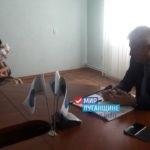 Состоялся личный прием Главы Администрации Краснодона Сергея Козенко