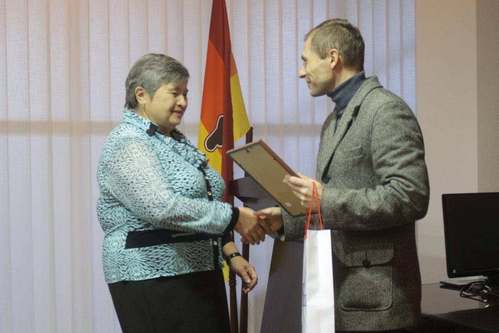 Дмитрий Кукарский поздравил машиностроителей с профессиональным праздником 2