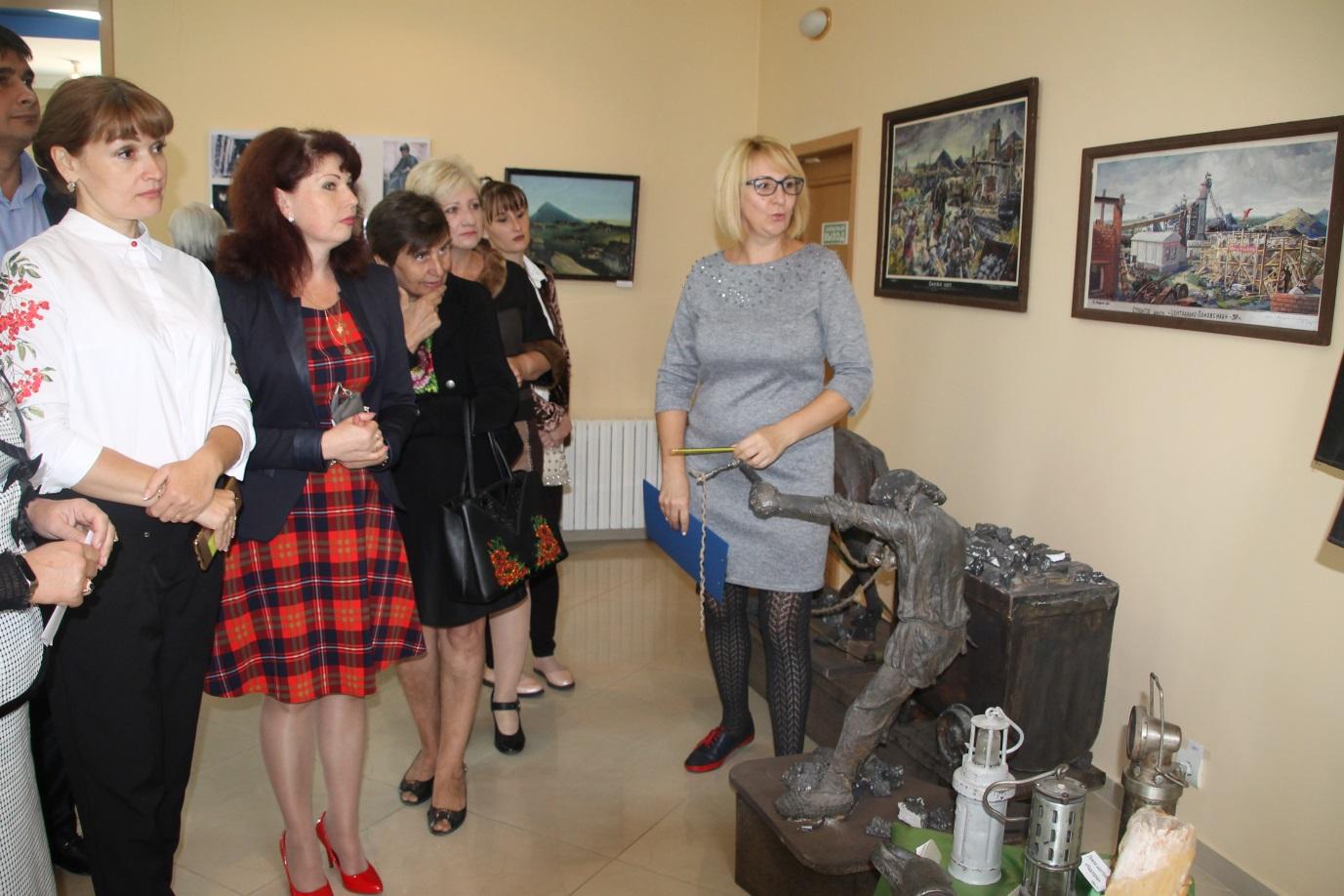 50-летний юбилей музея отметили в Антраците 1