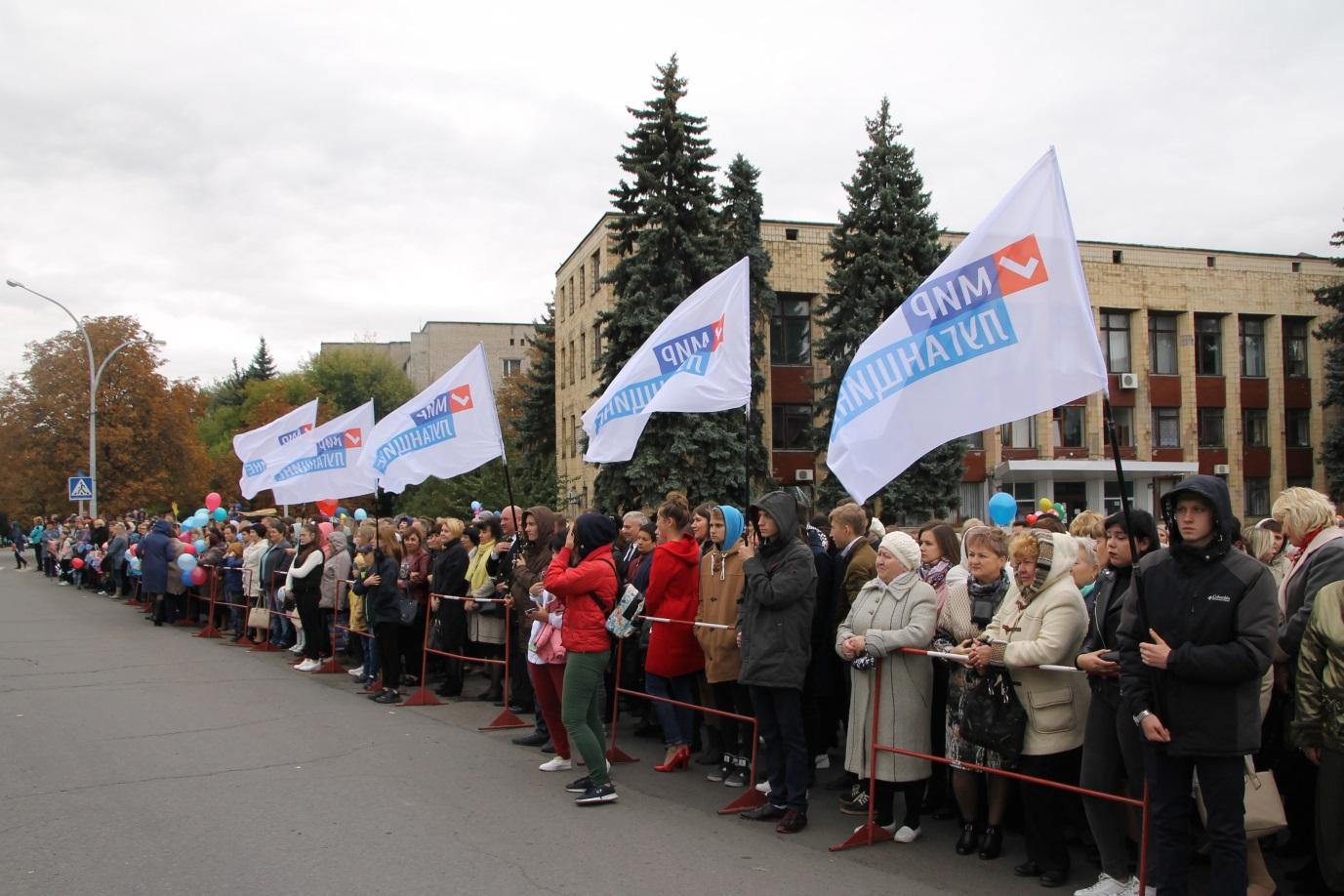 В Антраците отпраздновали годовщину города и района 1