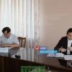 Глава Кировска и помощник депутата Народного Совета провели совместный прием граждан