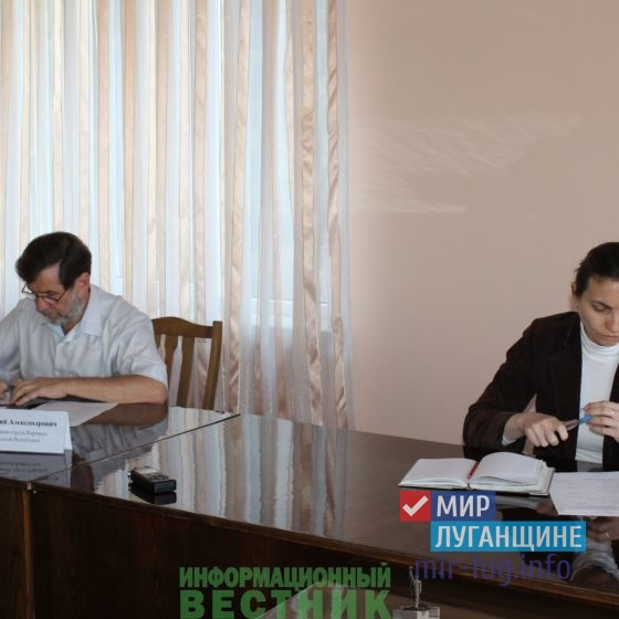 Глава Кировска и помощник депутата Народного Совета провели совместный прием граждан 6