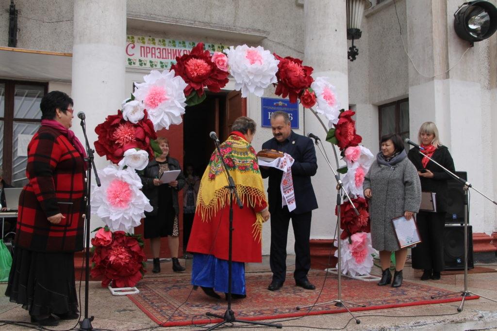 В Щетово Антрацитовского района отметили годовщину основания поселка 2