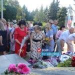 В Славяносербске состоялся митинг, посвященный 76-й годовщине освобождения поселка