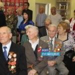 Ветераны Славяносербска приняли участие в экскурсии по местному музею