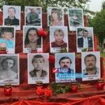 В селе Веселая Гора состоялся митинг-реквием по погибшим от агрессии ВСУ мирным жителям
