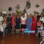 Депутат Народного Совета ЛНР поздравила учащихся Антрацита с началом нового учебного года