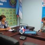 Депутат Народного Совета ЛНР ознакомилась с проблемами граждан Антрацита