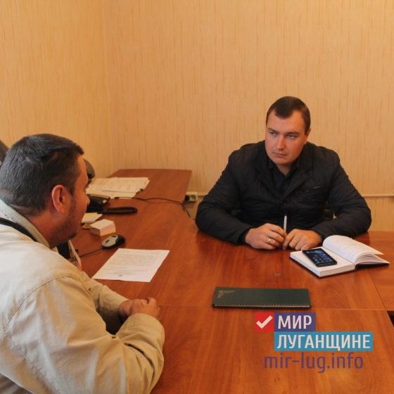 Депутат Народного Совета ЛНР встретился с жителями Перевальска 5