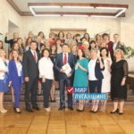 Торжественное открытие третьего этапа Республиканского конкурса «Педагог года Луганщины» состоялось в Ровеньках