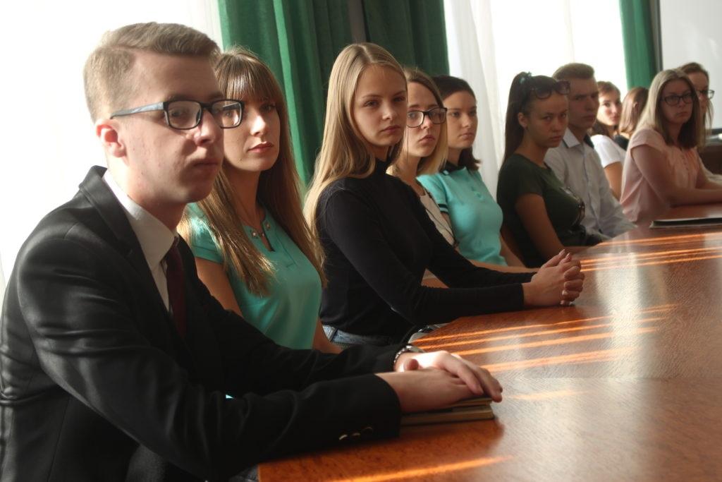 Студенты луганских вузов заинтересовались проектом «Лидеры Луганщины» 4