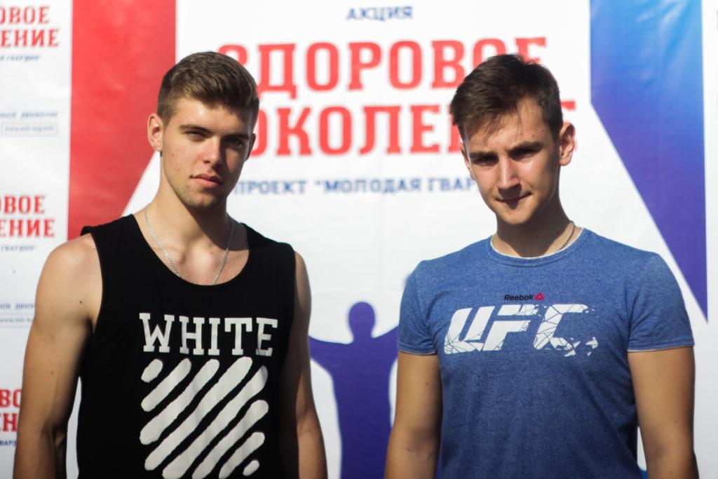 В Луганске состоялся день здоровья в рамках акции «Здоровое поколение» 4