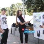 В Стаханове прошла патриотическая квест-игра «Улицы моего города»
