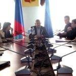 Руководитель Краснодонского теротделения ознакомил молодежь города с проектом «Лидеры Луганщины»
