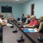 В Антраците состоялся прием граждан заместителем Председателя местного теротделения