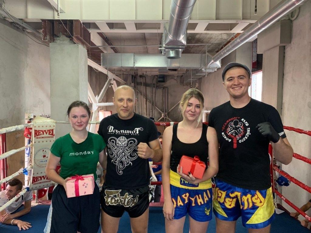 В проекте «Дружина» состоялся турнир по тайскому боксу 3