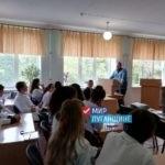 Студенты Стахановского медицинского колледжа ознакомились с условиями участия в проекте «Лидеры Луганщины»