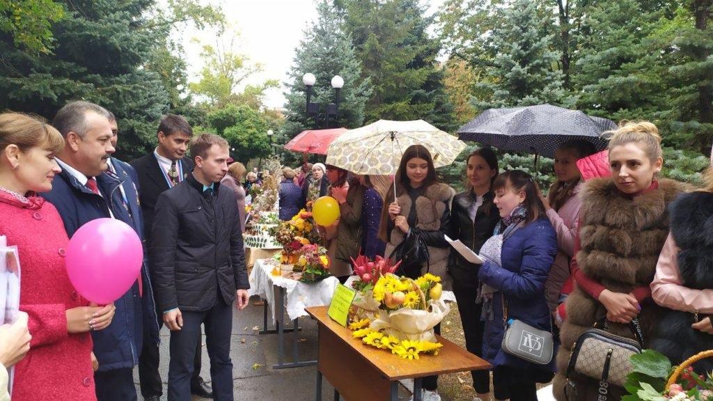 В Антраците отпраздновали годовщину города и района 3