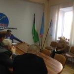 Андрей Сухачев провел прием жителей в Свердловске
